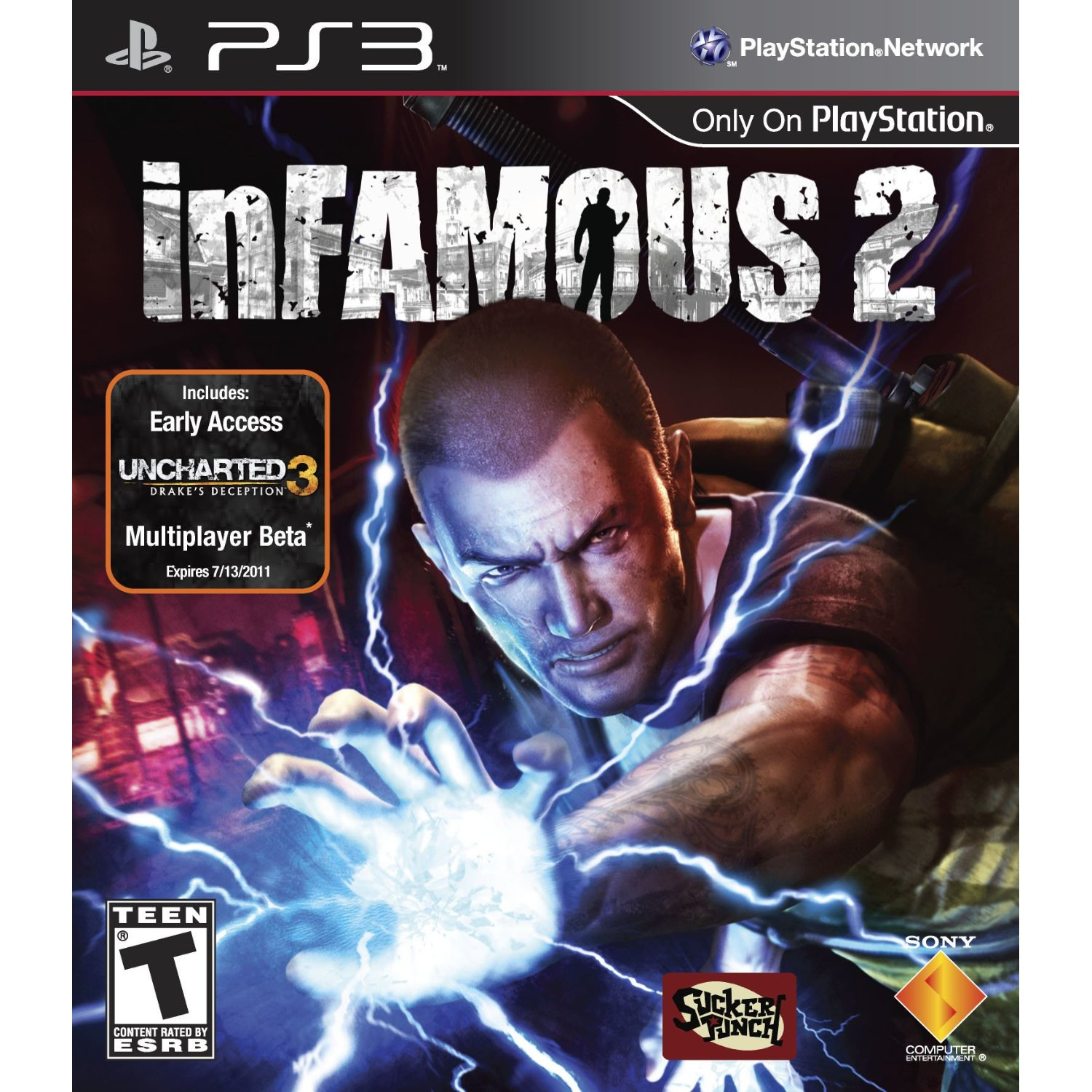 inFAMOUS 2 – PS3 Game Review