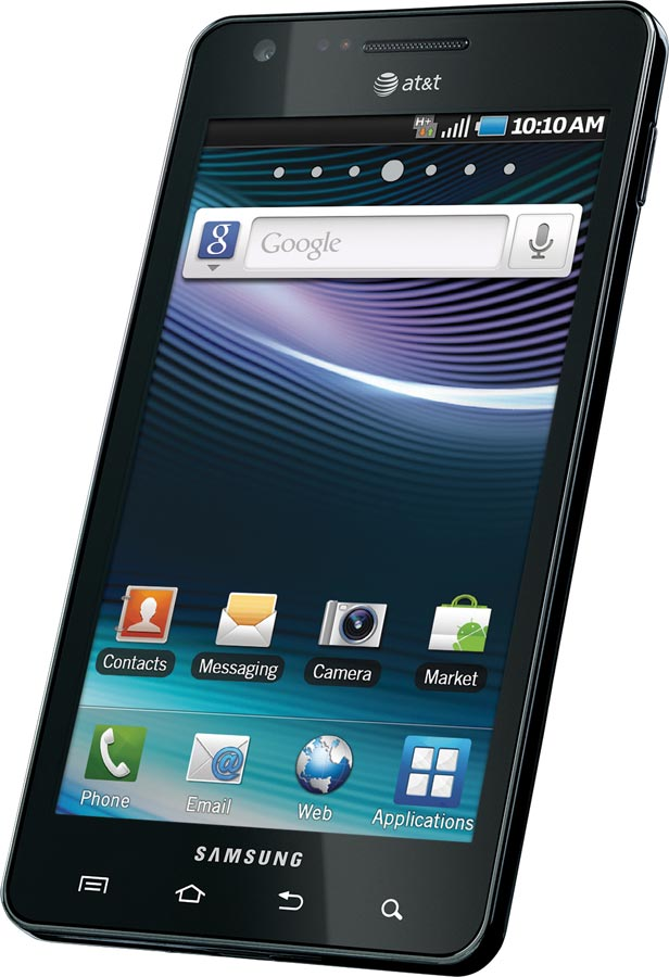 Samsung Infuse 4G Android Phone Arrived In ATamp;T
